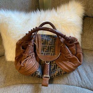 Authentic Beautiful FENDI spy bag LIKE NEW.